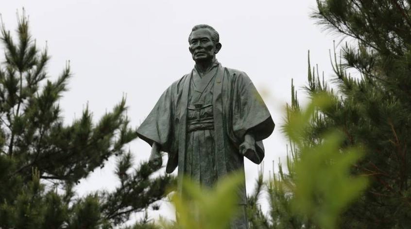BLOG_Kanbun_Uechi_Statue